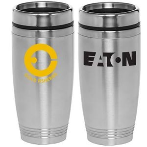 MONTREAL 16 Oz. Stainless Steel Travel Tumbler